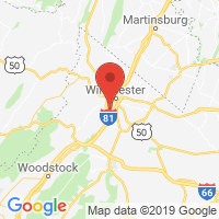 Google Map for CMAs Subaru of Winchester
