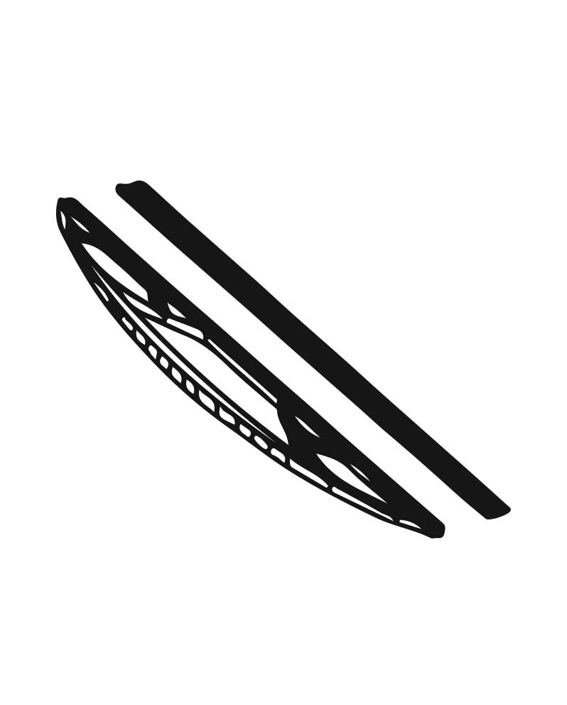 Wiper Blades for 1997 Subaru Impreza