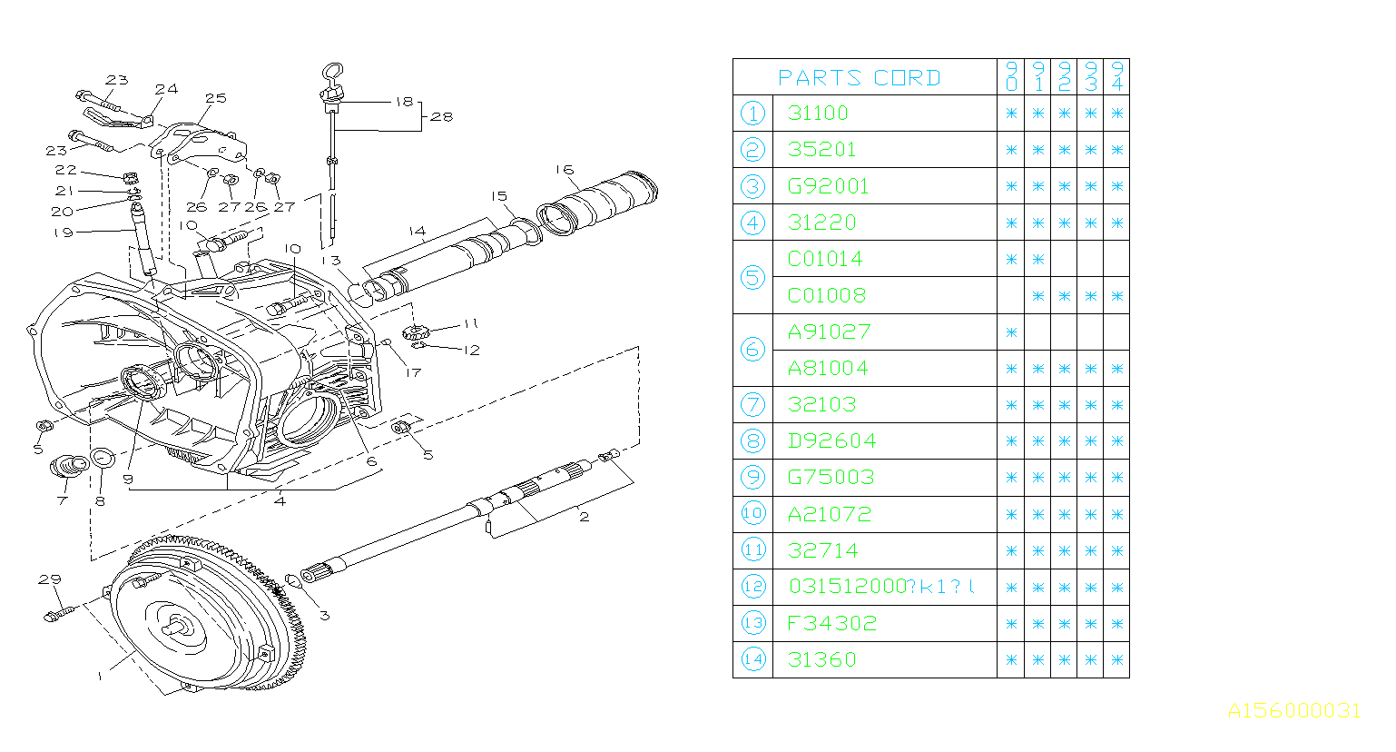 806750050 - Automatic Transmission Oil Pump Seal -m   744050  Converter  Case  Torque