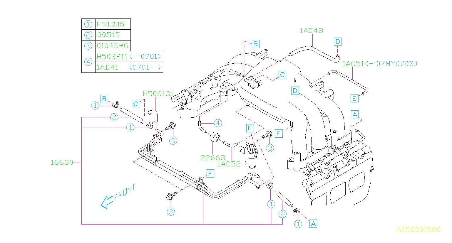 99071ac480 - Hose Vacuum  Maintenance