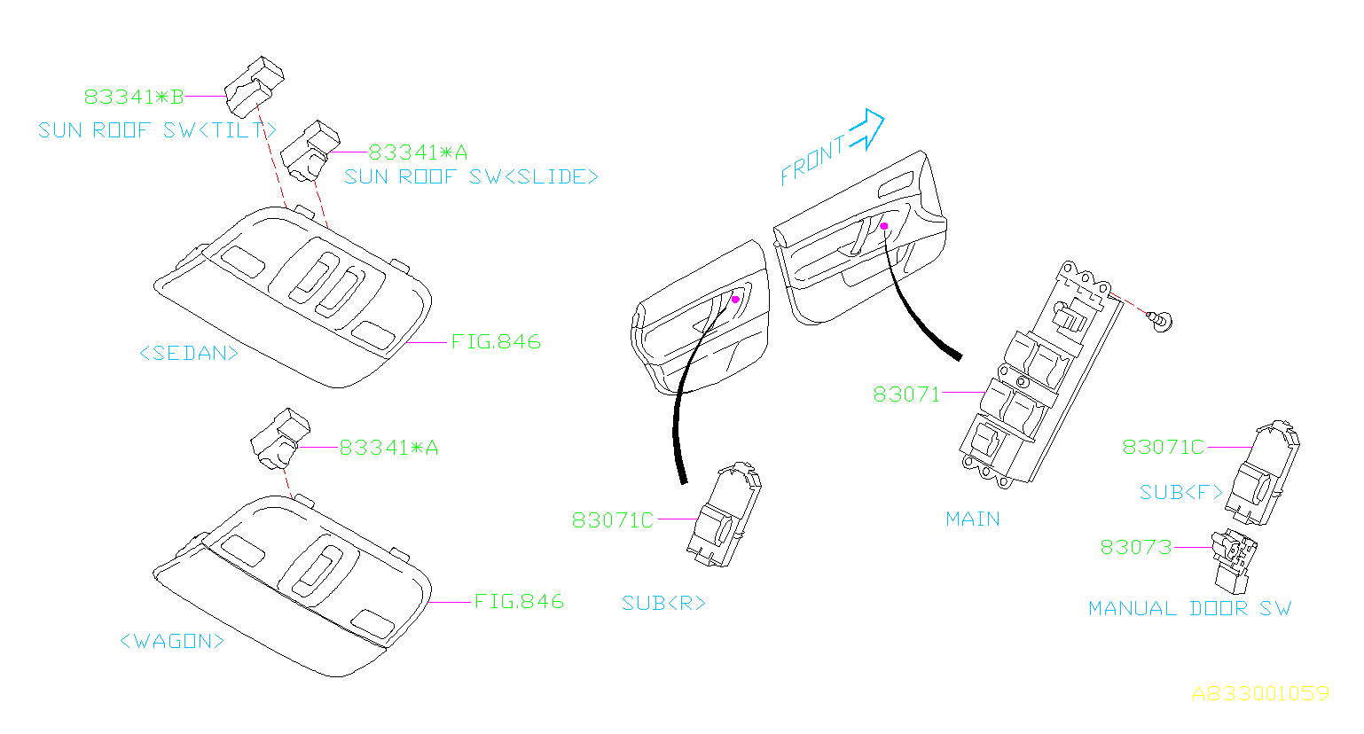 Diagram  Wiring Diagram 1999 Subaru Legacy Outback Full