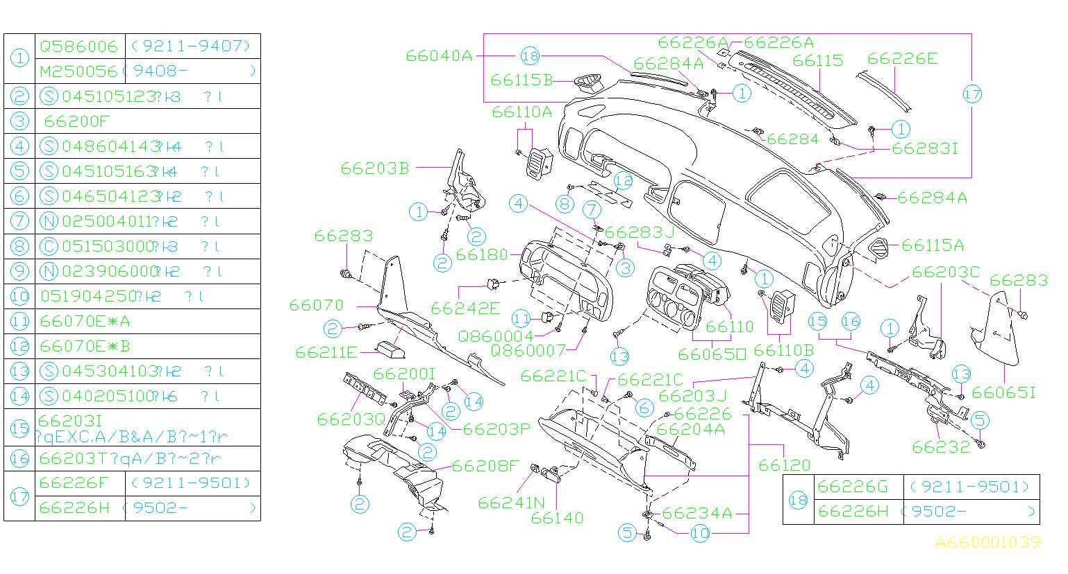 Wiring Diagram Subaru Impreza 1998 Español