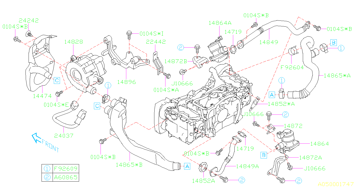 2013 Subaru Impreza 2 5l Turbo 6mt 4wd Wrx Sti Wagon
