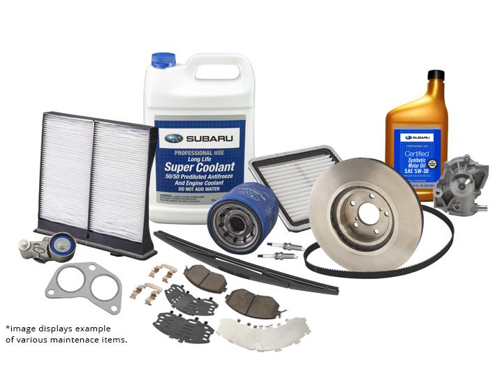 2015 Subaru Forester Spark Plug  Maintenance  Service