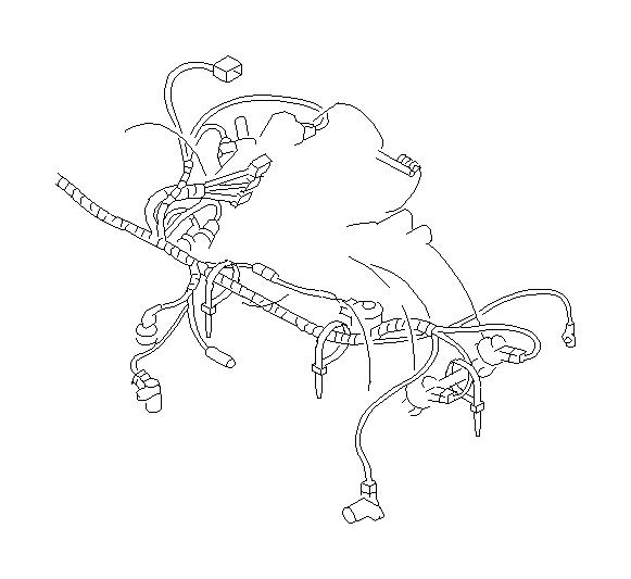 2005 subaru outback engine wiring harness manifold Subaru Outback Parts Diagram Subaru Legacy Wiring-Diagram