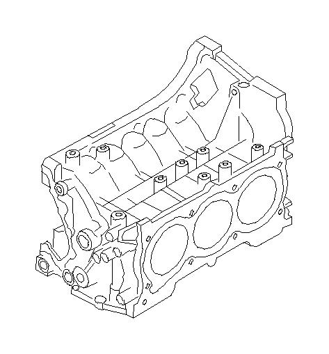11034aa010 - washer-cylinder block sealing  ej25  6pcs  body  engine  kit  gasket