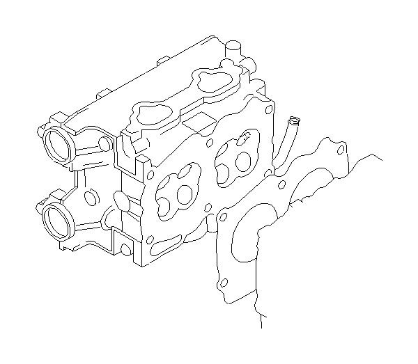 11044aa770 - gasket-cylinder head  system  engine  cooling