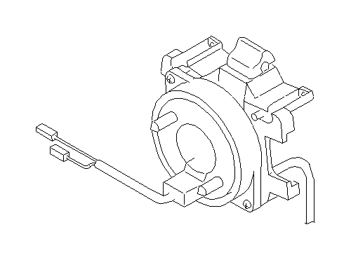 98261fc002 - steering roll connector  switch  electrical  combination