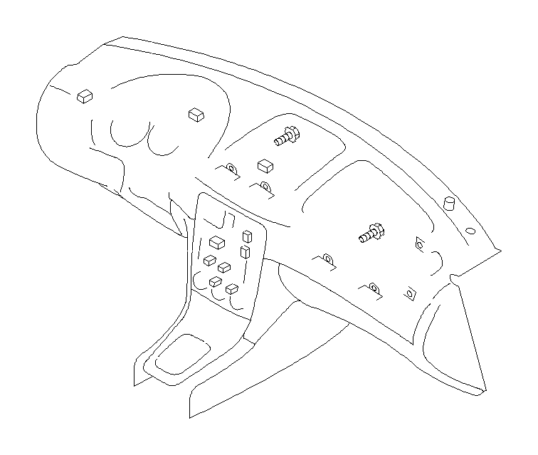 81312sa200 harness instrument panel wiring. Black Bedroom Furniture Sets. Home Design Ideas