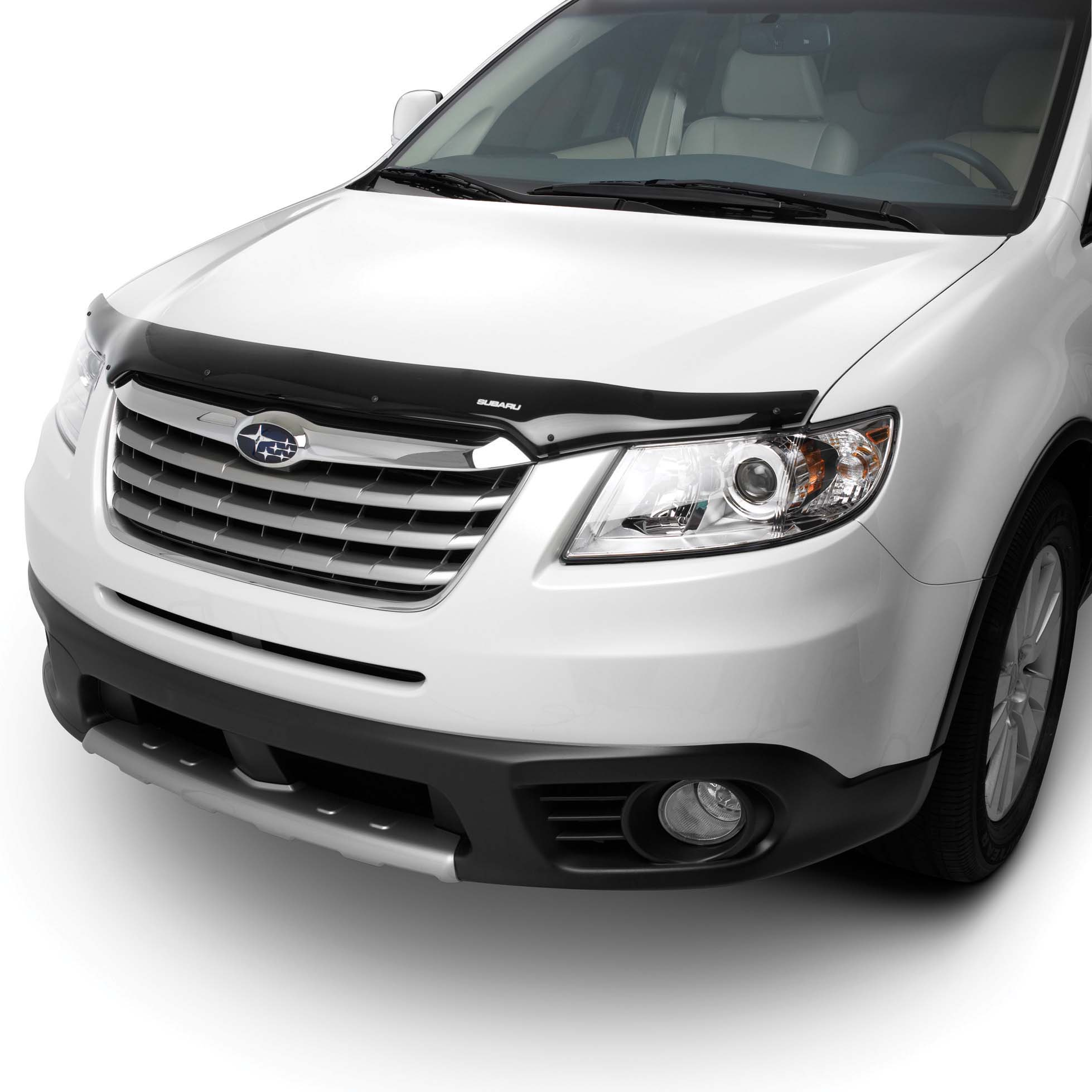 Shop genuine 2010 subaru tribeca accessories subaru of america hood protector vanachro Images