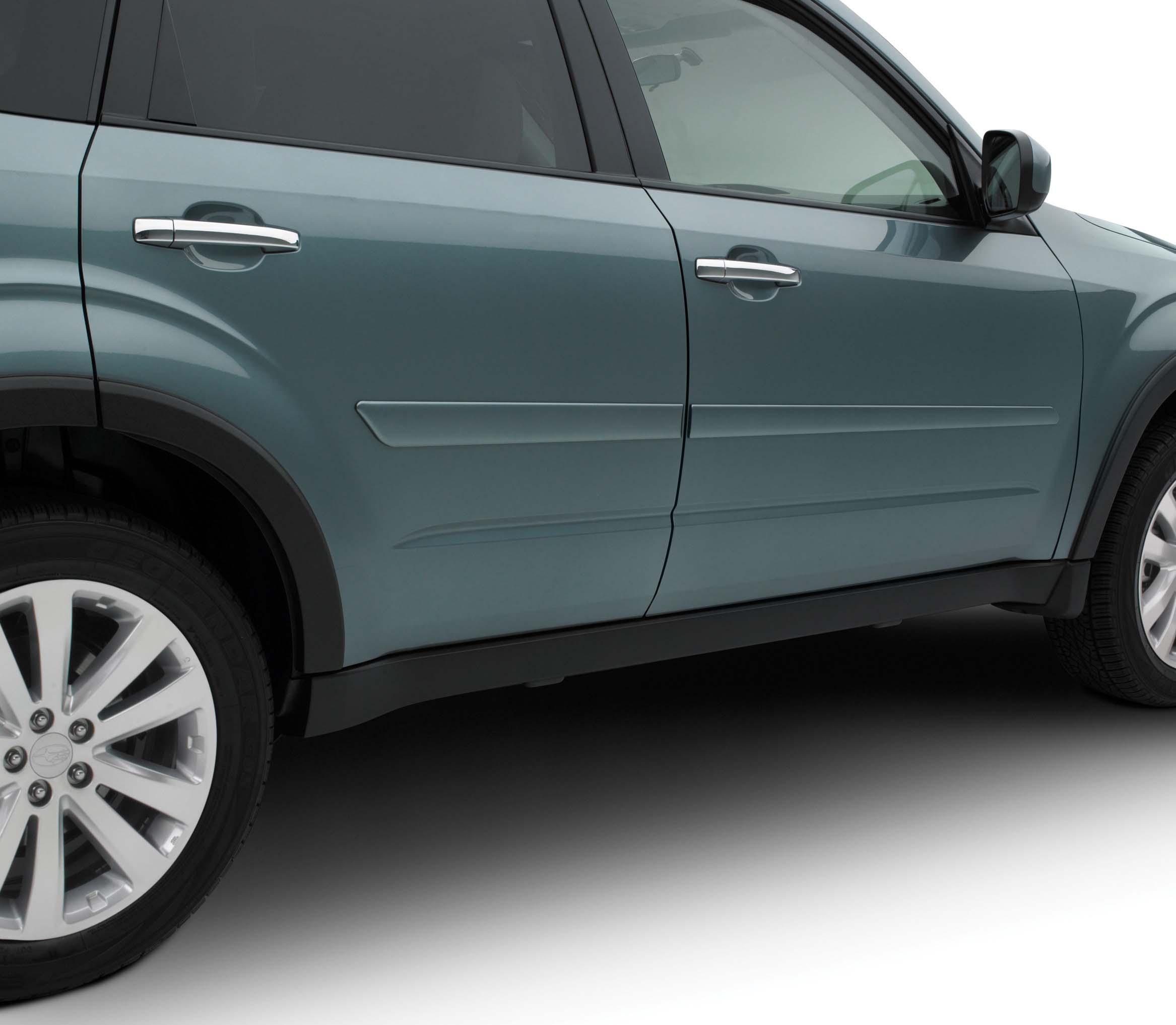 Subaru Forester Body Side Molding Kit Metallic Pearl