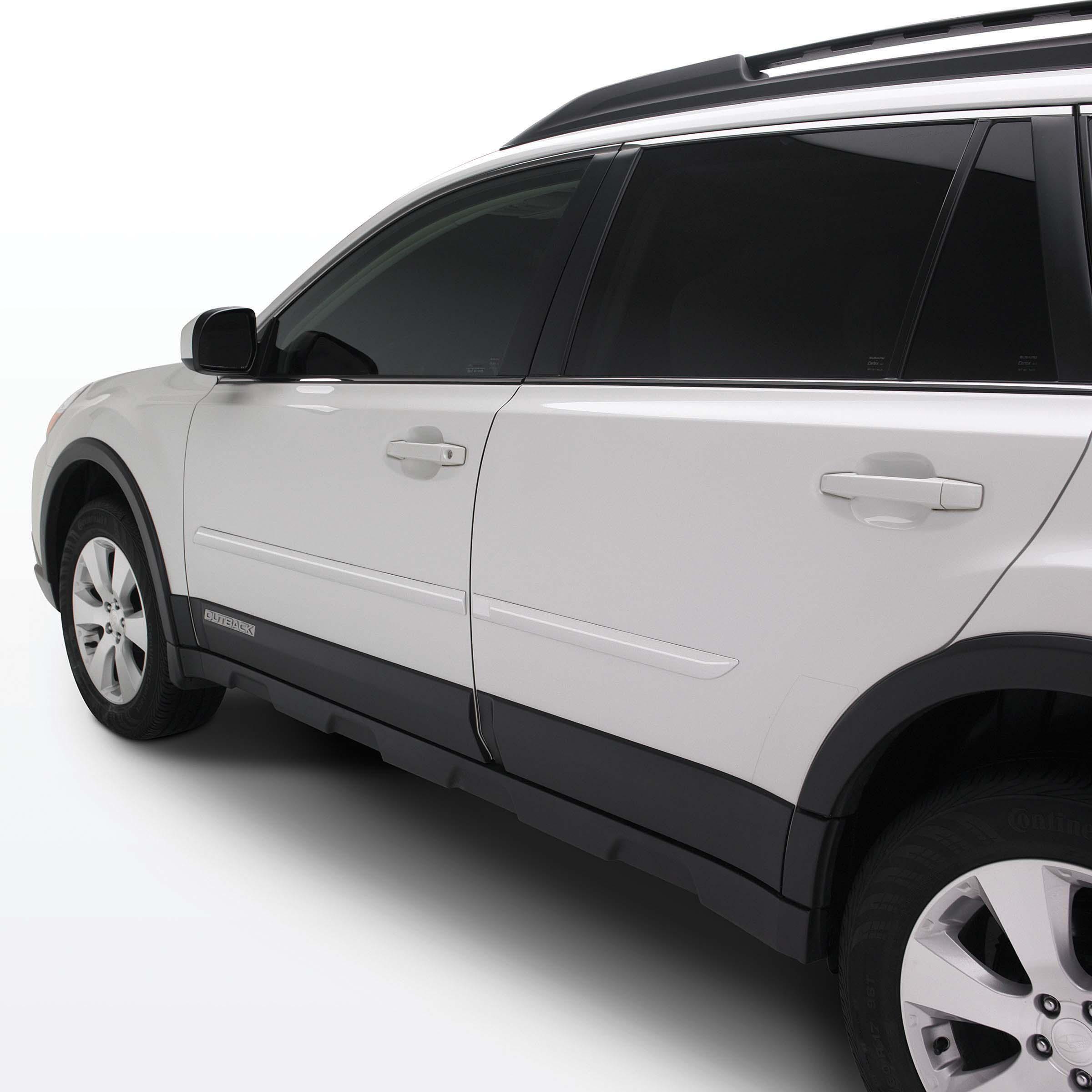 2015 Subaru Legacy Body Side Molding Crystal Black Silica
