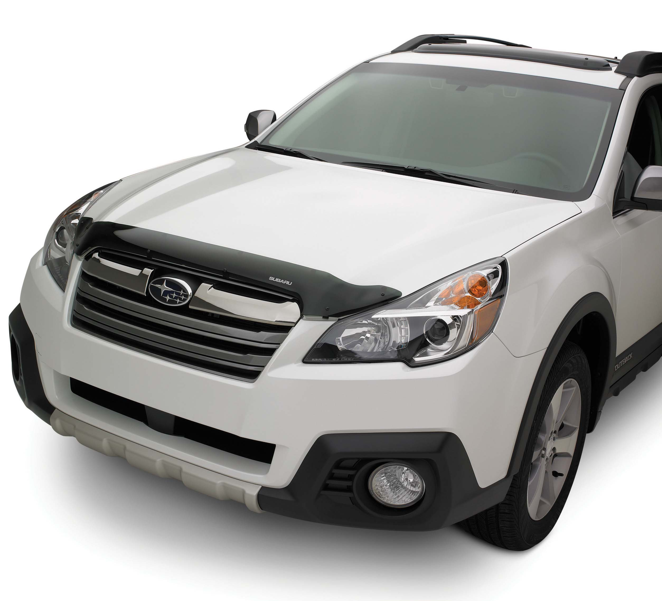 Shop genuine subaru outback accessories subaru of america front bumper underguard vanachro Images