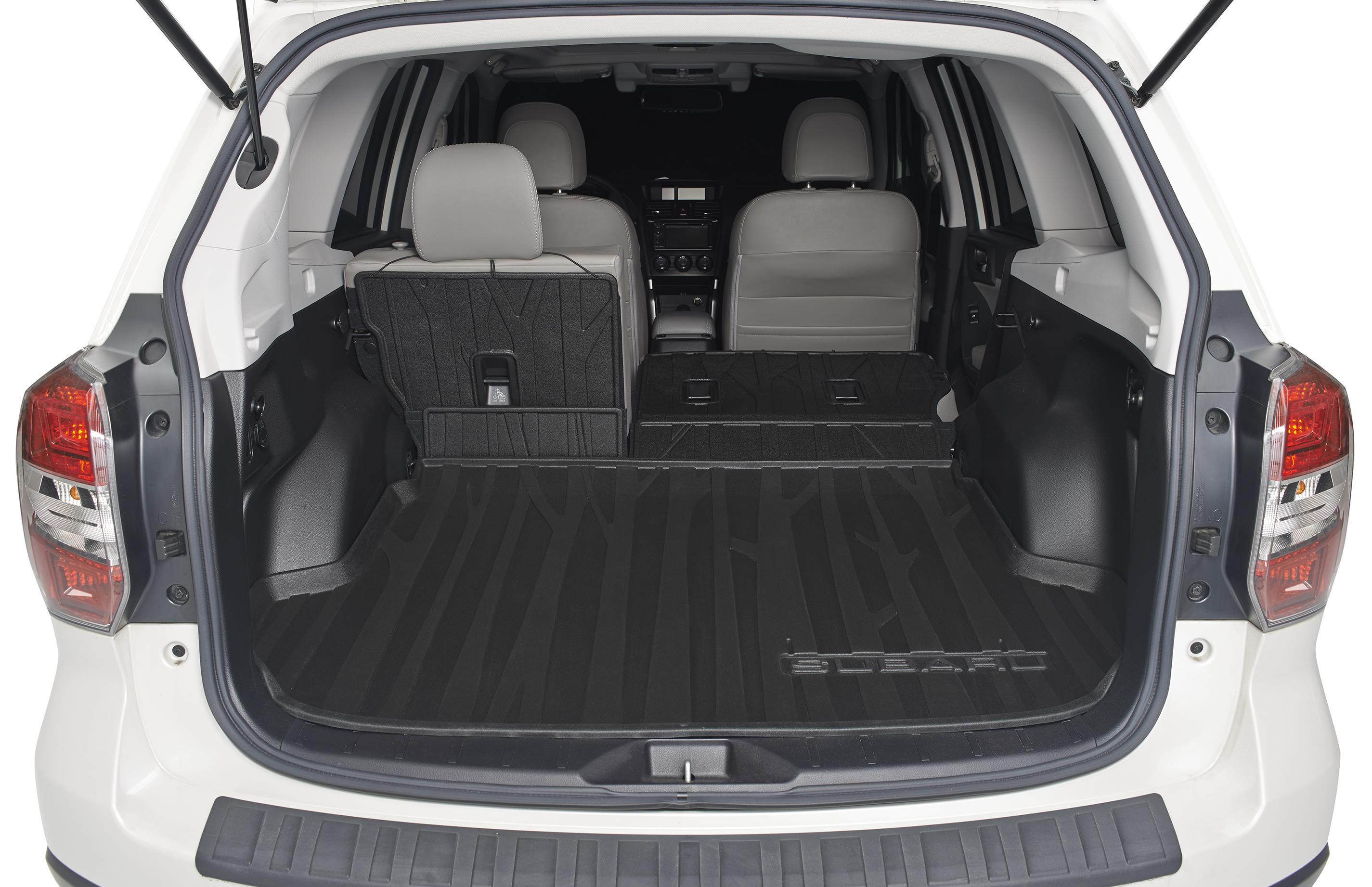 Shop Genuine 2017 Subaru Forester Accessories Subaru Of