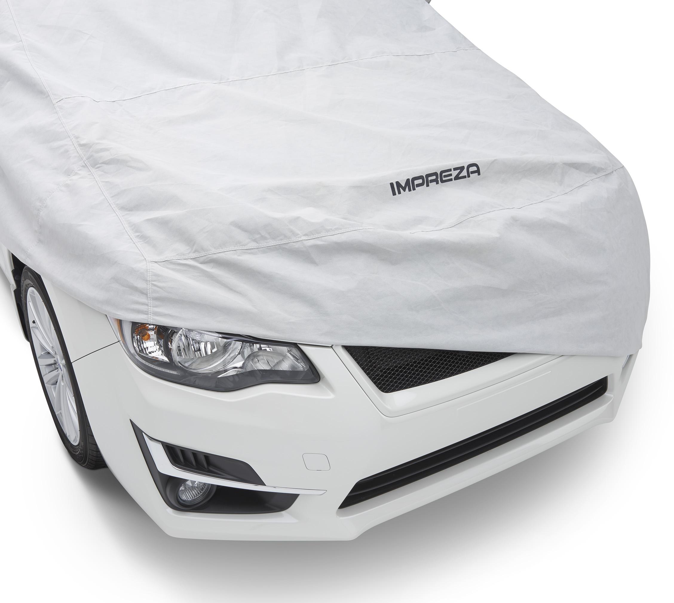 Shop genuine 2013 subaru impreza accessories subaru of america car cover 4 door vanachro Choice Image