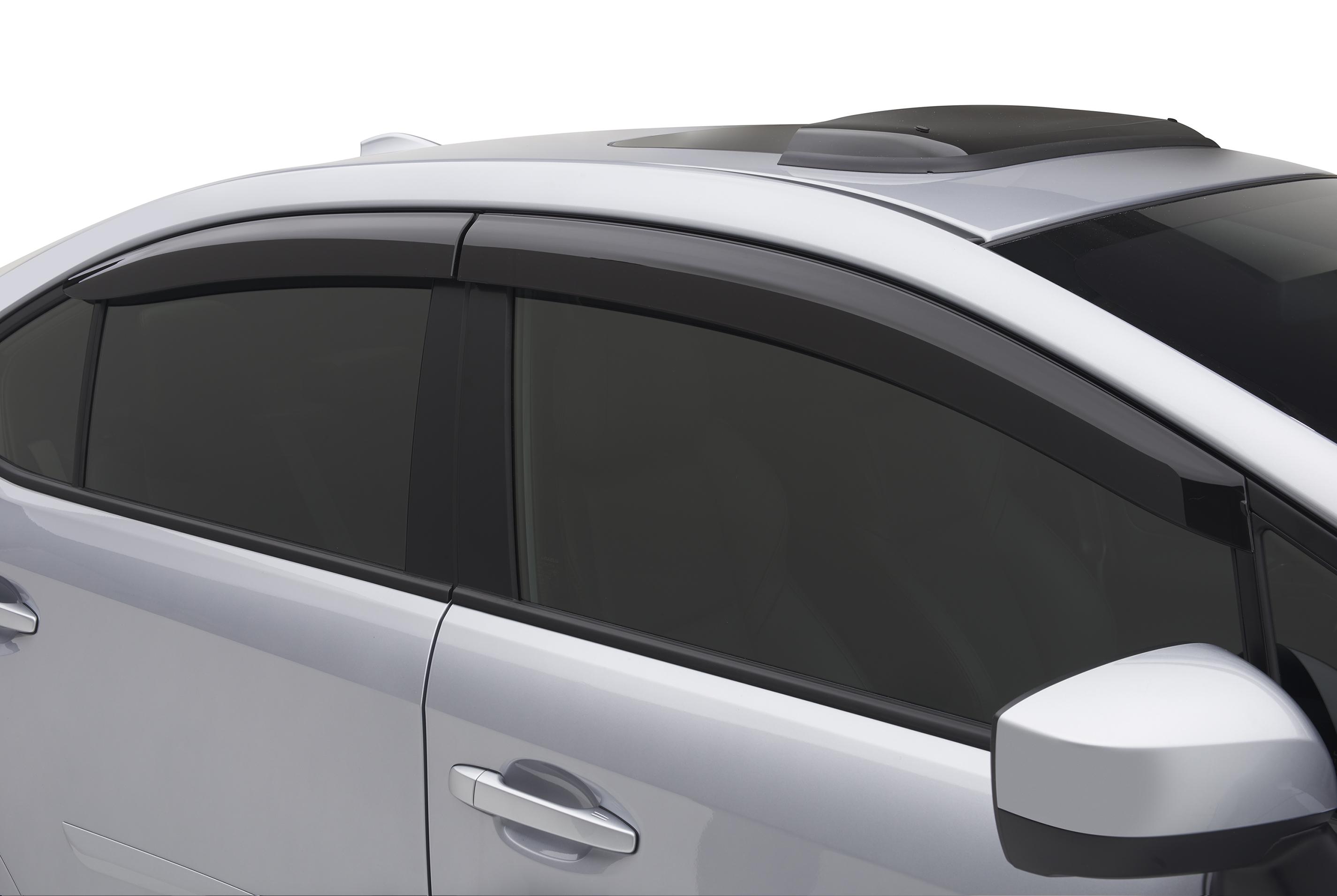 Shop genuine 2013 subaru impreza accessories subaru of america side window visor sedan vanachro Image collections