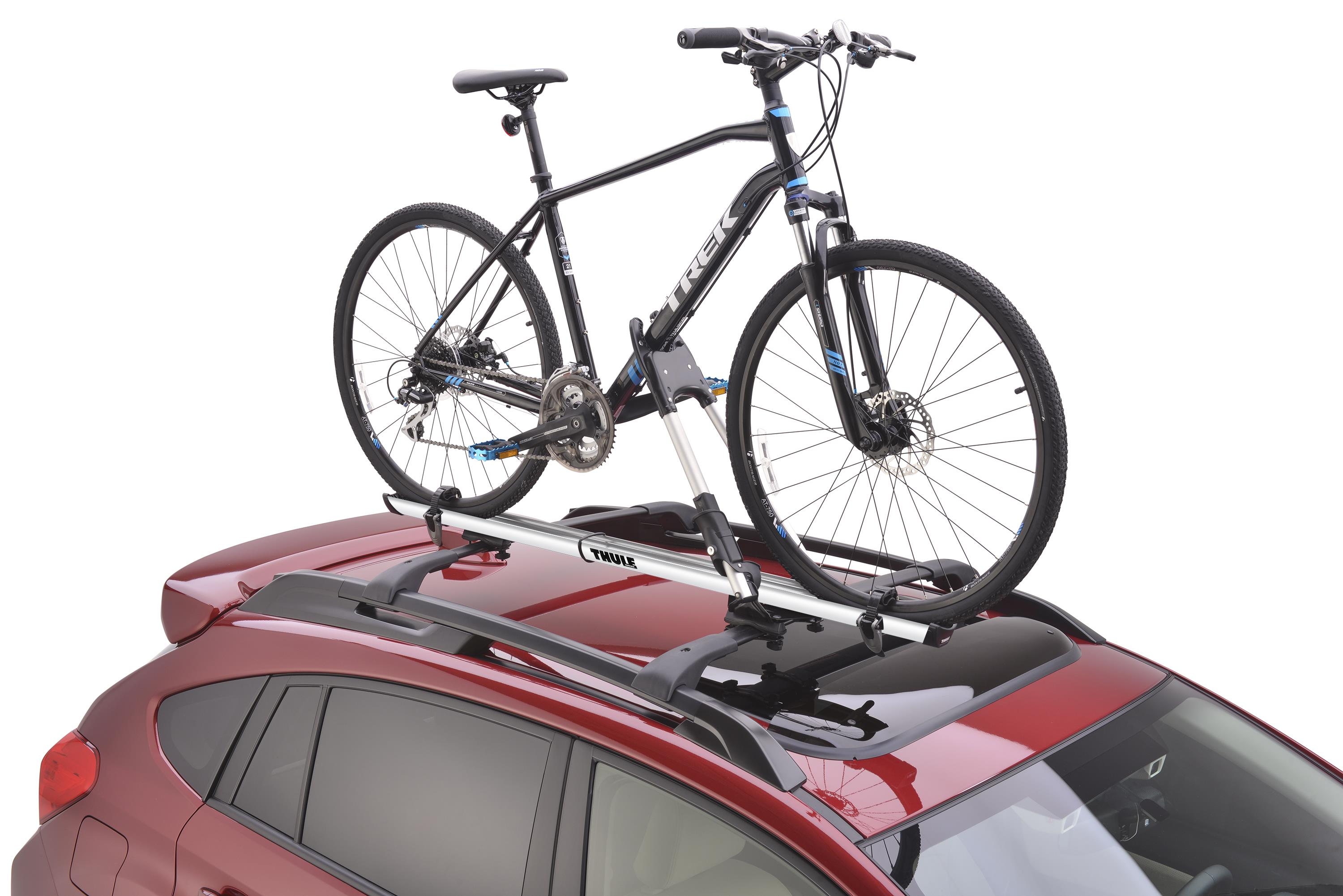 Thule® Bike Carrier   Roof Mounted