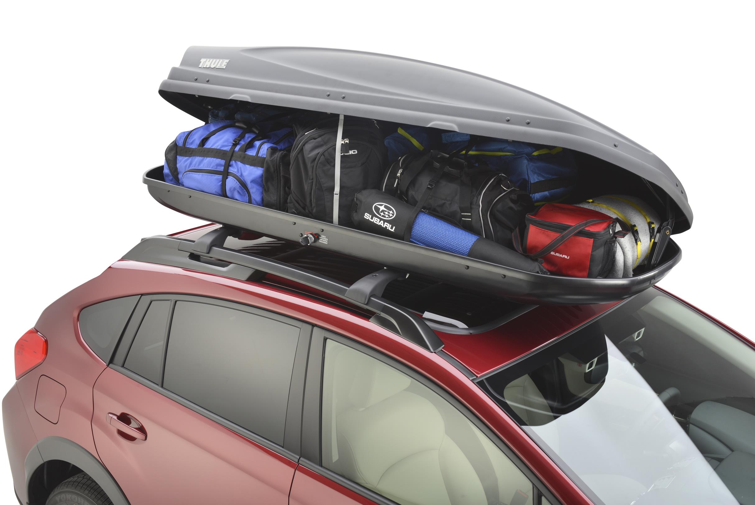 Ski Rack For Car >> Shop Genuine 2017 Subaru Crosstrek Accessories | Subaru of America
