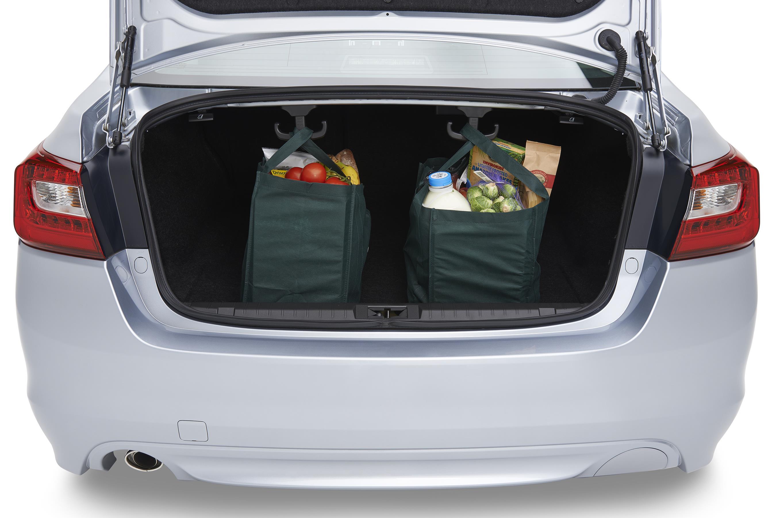 Interior 2015 Trunk Net Organizer Options Subaru