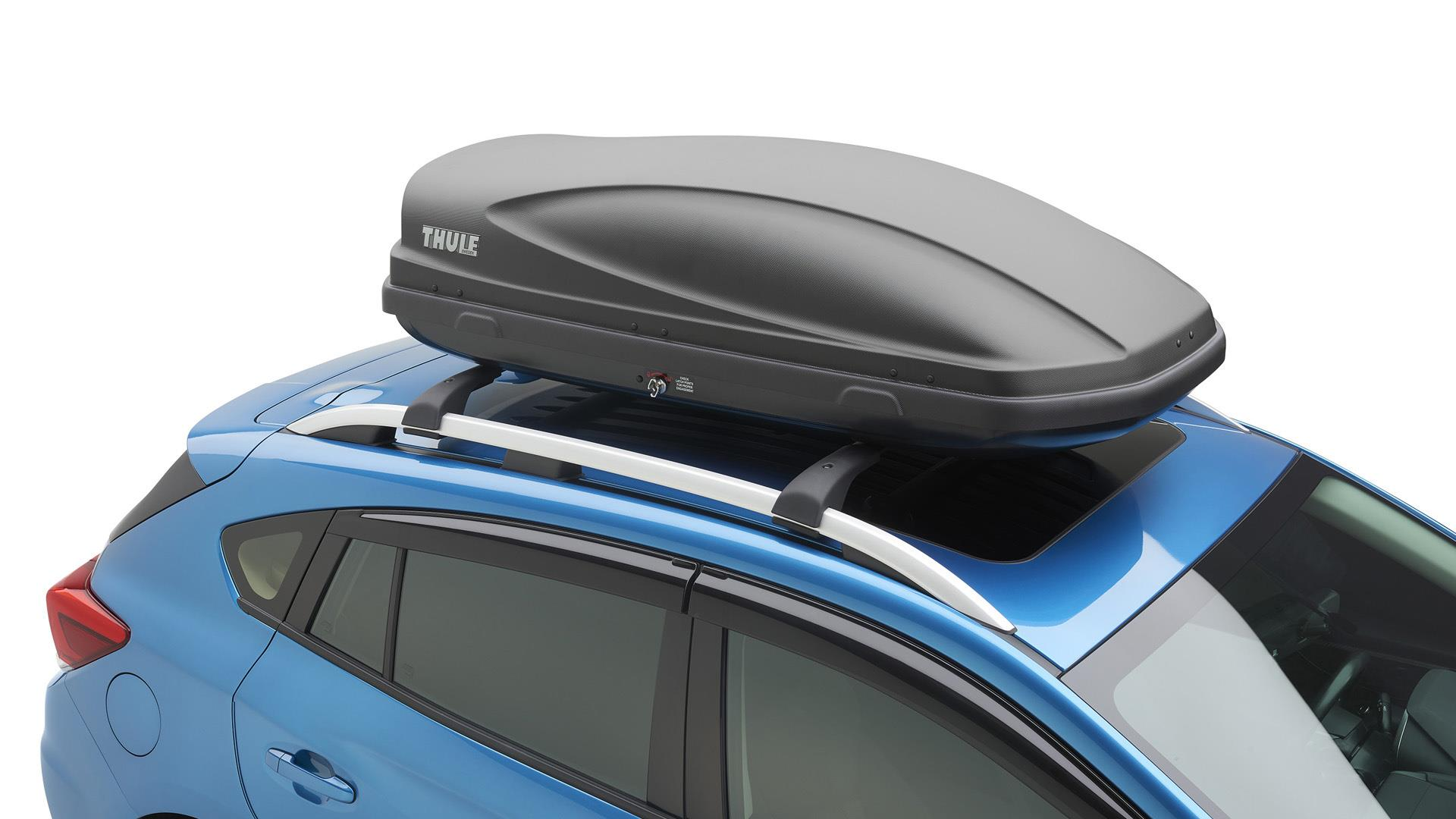 2017 Subaru Outback Roof Cargo Carrier Provides