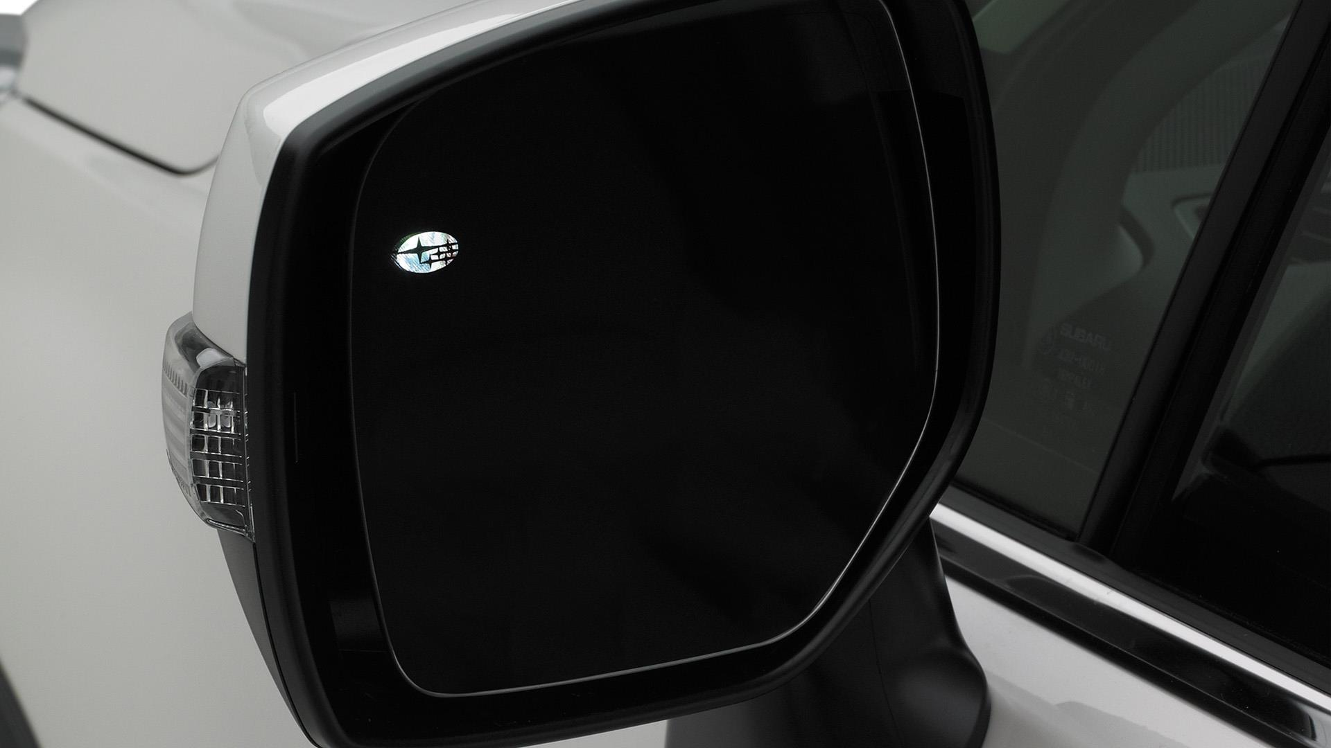 Subaru Forester Auto Dimming Exterior Mirror With Approach