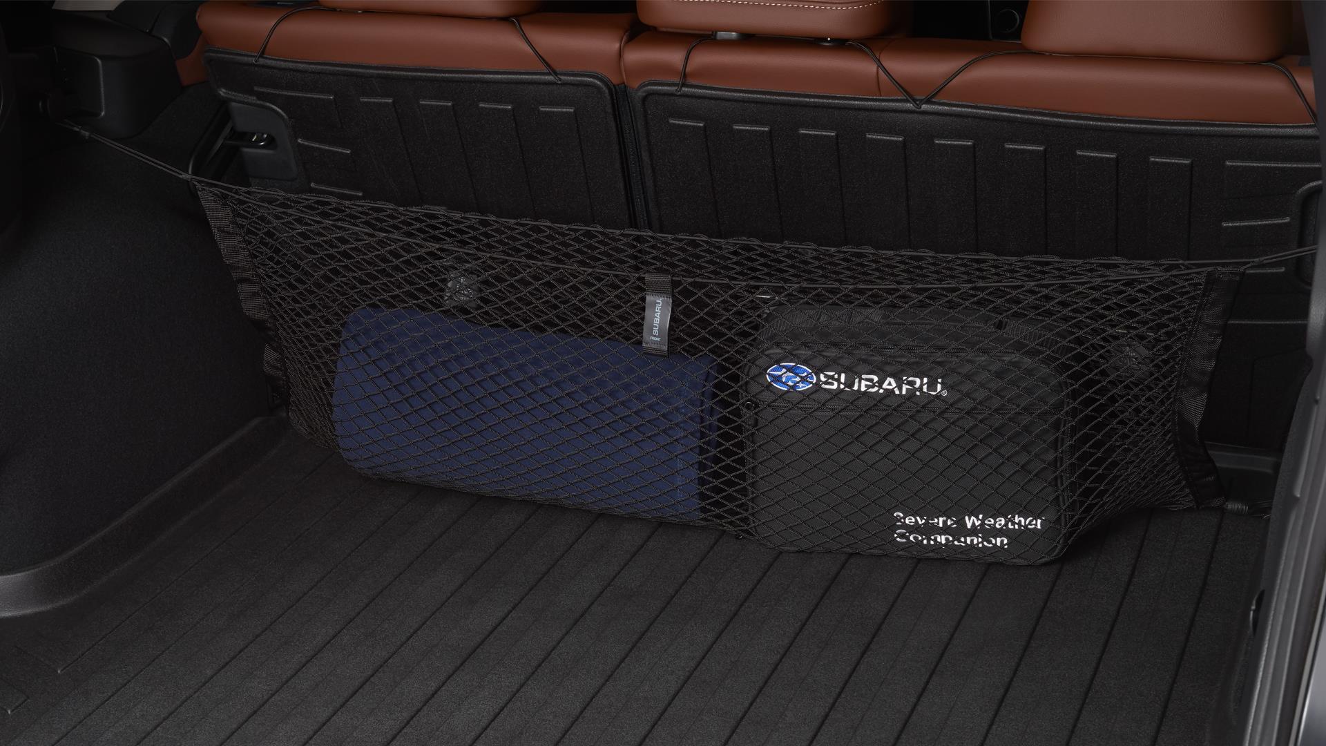 2018 Subaru Outback Cargo Net Rear Seatback F551sal011