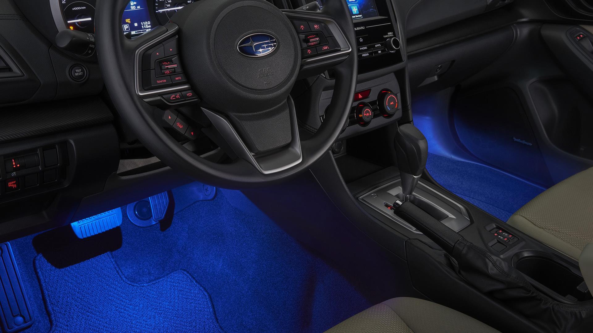 Shop Genuine 2018 Subaru Crosstrek Accessories | Subaru of ...