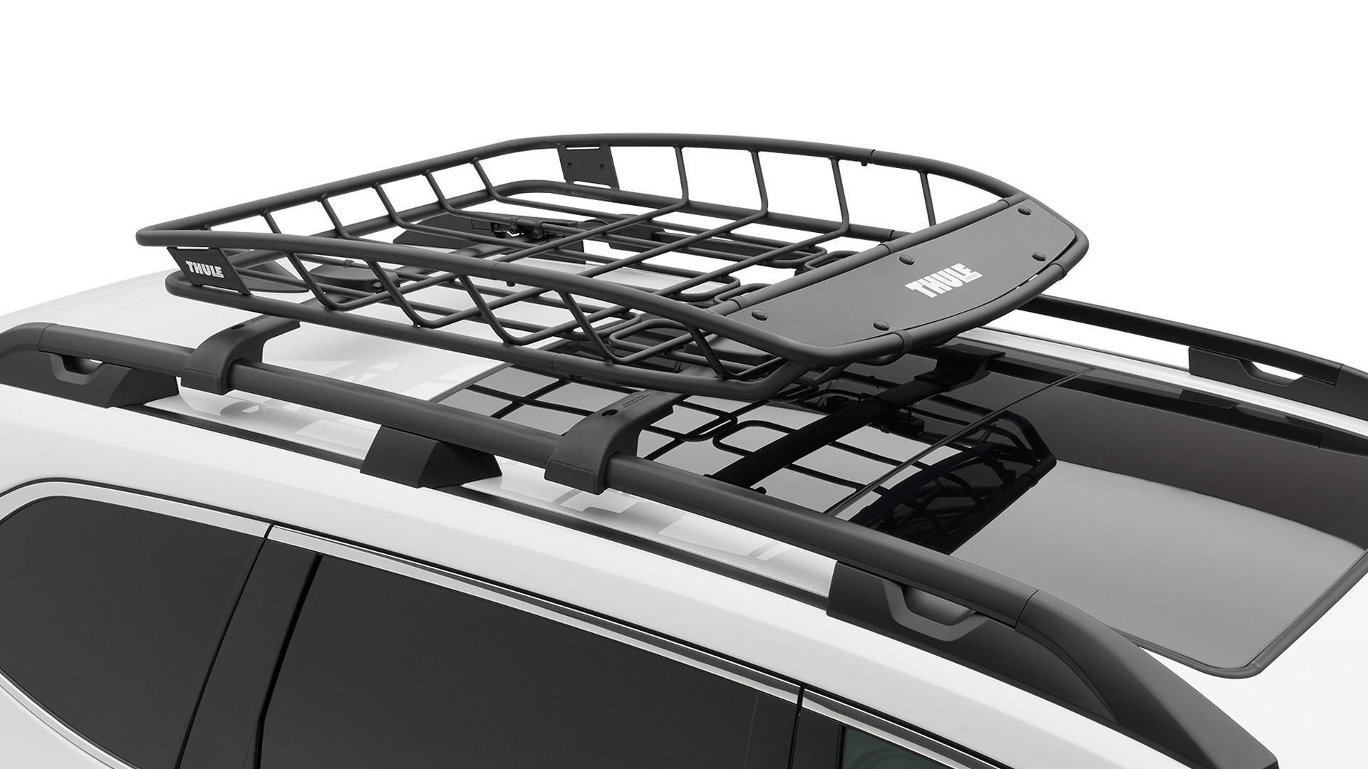 2018 Subaru Forester Thule 174 Heavy Duty Roof Cargo Basket