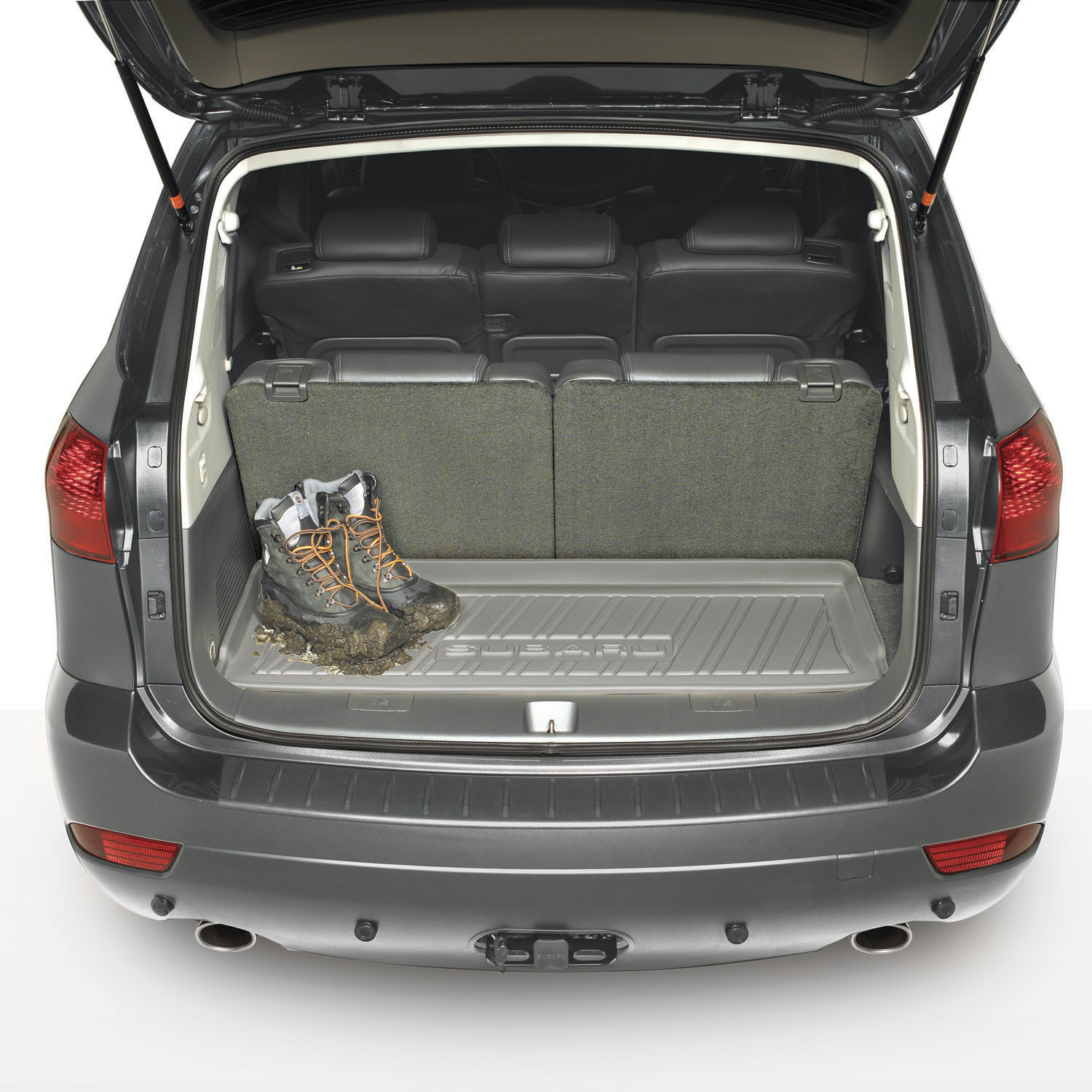 Shop genuine 2010 subaru tribeca accessories subaru of america cargo vanachro Images
