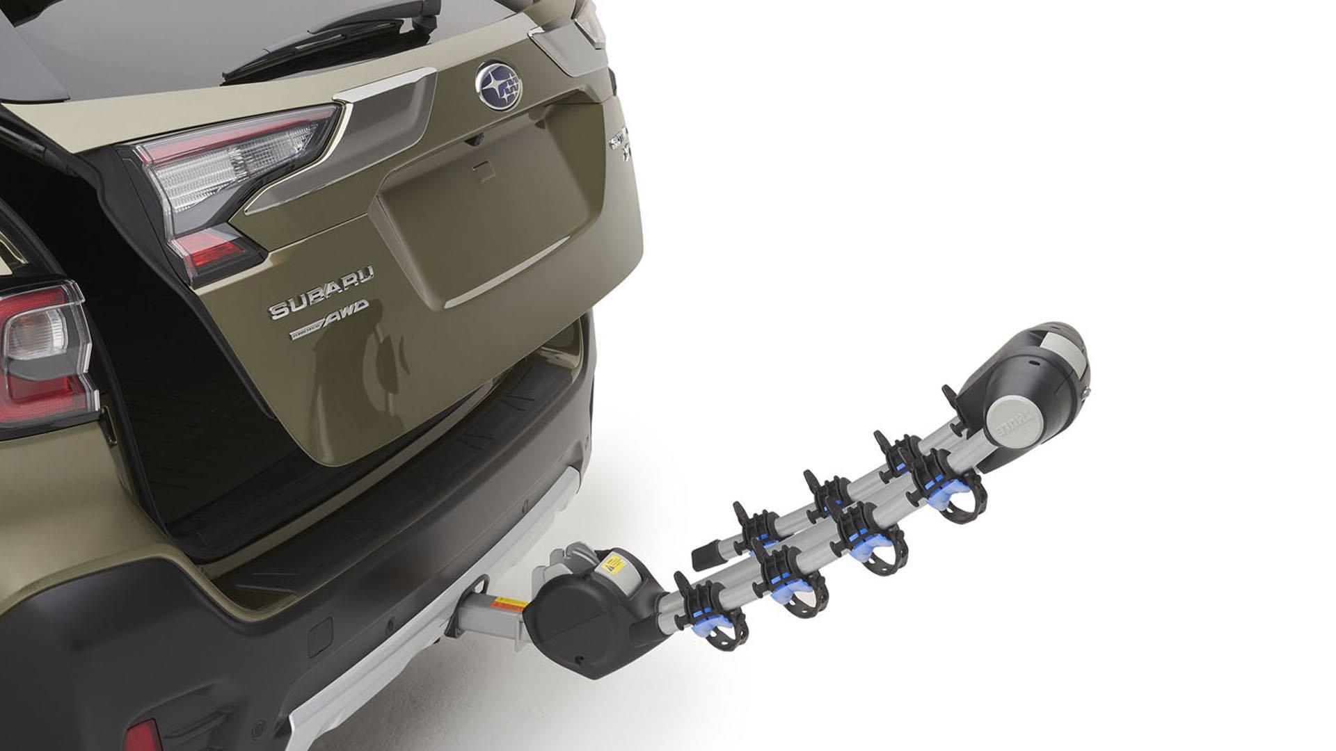 View Upright (receiver tongue portion of bike carrier) Full-Sized Product Image