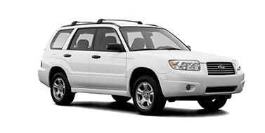 Shop Genuine 2006 Subaru Forester Accessories Subaru Of America