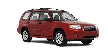 Shop Genuine 2008 Subaru Forester Accessories Subaru Of America
