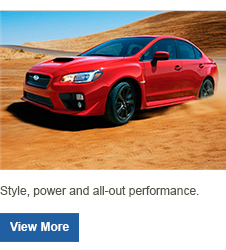 Subaru Performance Products