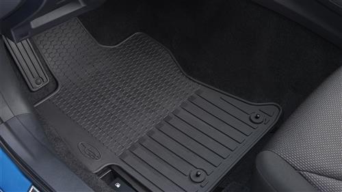 Genuine Subaru All Weather Floor Mats