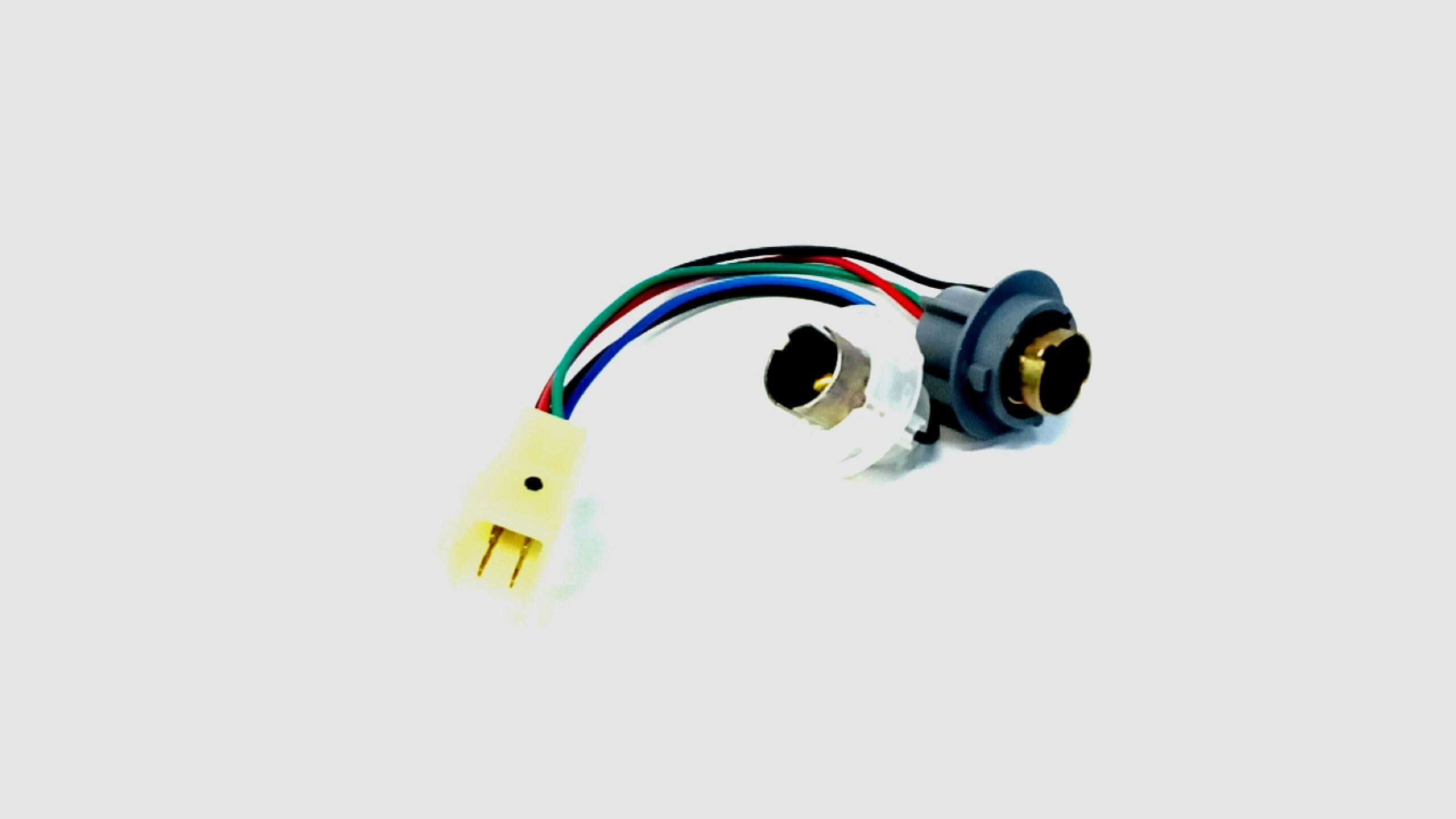 84931ae170 - Tail Light Socket  Rear