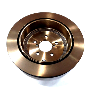 Disc Brake Rotor (Rear) image for your 1995 Subaru