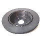 Disc Brake Rotor (Rear) image for your Subaru